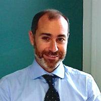 Portrait of Professor Enrique Schroth