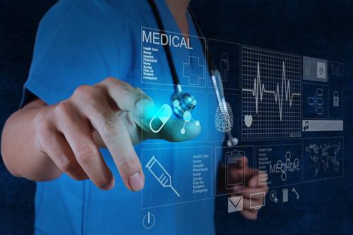 Medical man digital interface