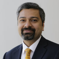 Portrait of Dr Aneesh Banerjee