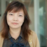 Portrait of Dr Cherie Chen