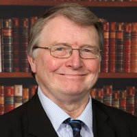 Portrait of Professor Clive Holtham