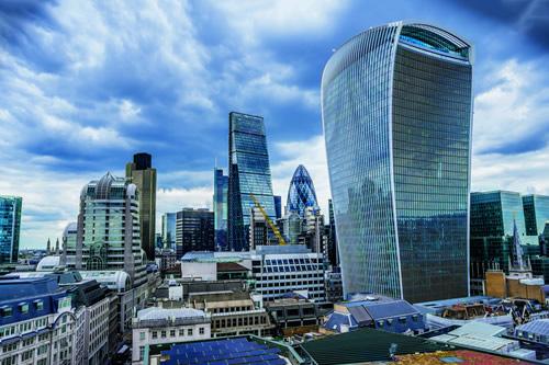 London's Walkie Talkie building