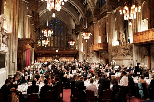 Onassis Prizes at the Guildhall
