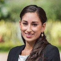 Portrait of Professor Ana Cristina Dahik