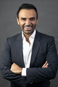 Portrait of Mohammad Musleh