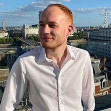 BSc Investment and Financial Risk Management student Nikita Krasnoperov