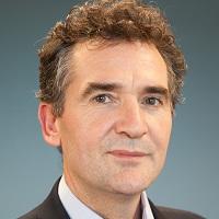 Portrait of Professor Nicolas Bacon