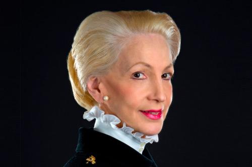 Lady Barbara Judge. Cass Global Women's Leadership Programme.