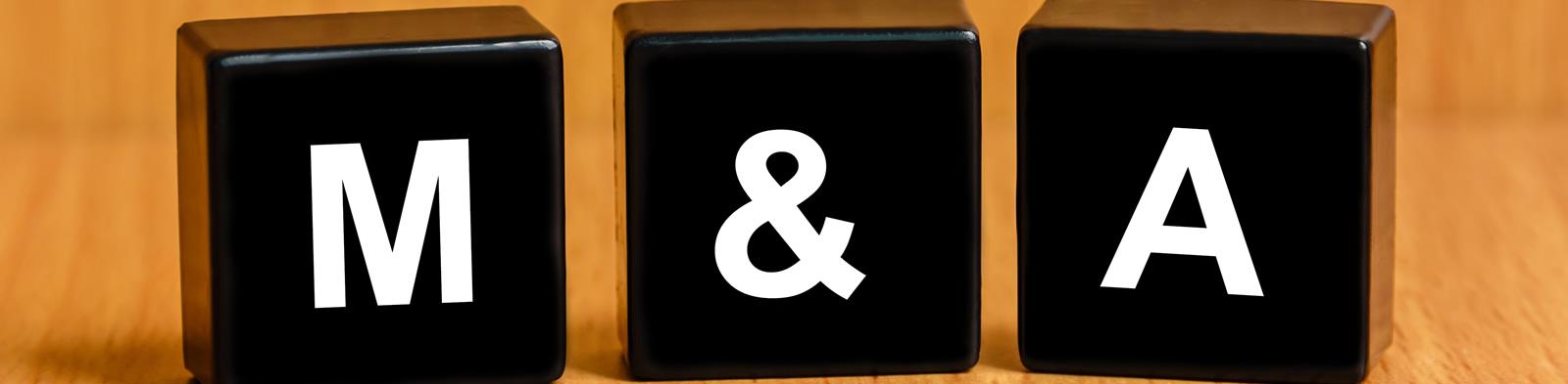 M & A dice