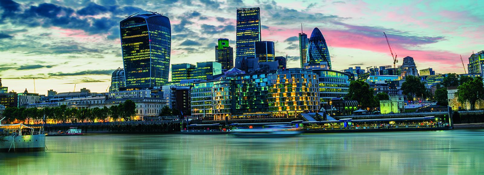 Image of london skyline