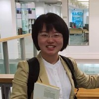 Portrait of Xiaochi Ge