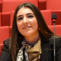 Portrait of Aysel Bandad
