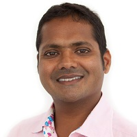 Portrait of Dr Amit Nigam