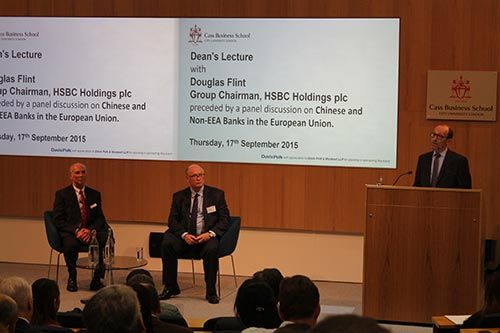 Deans Lecture