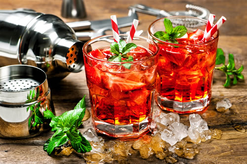 Campari drinks