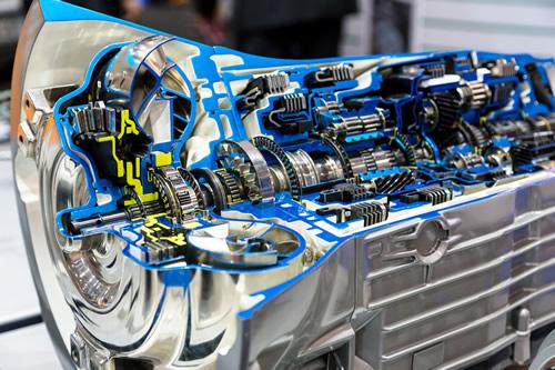 Car part section