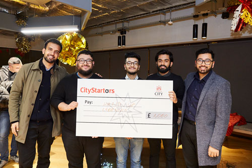 City Spark winners 2017