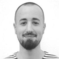 Portrait of Yousaf Nishat-Botero