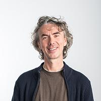 Portrait of Neil Maiden