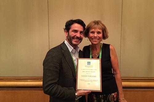 AMR best paper award