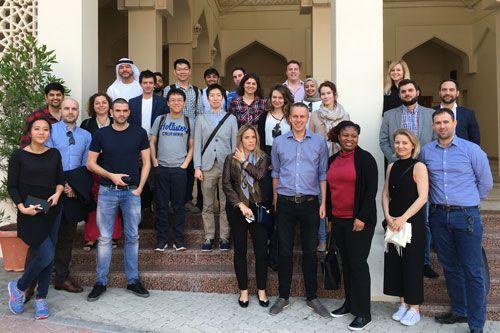 MBA UAE Elective 2016