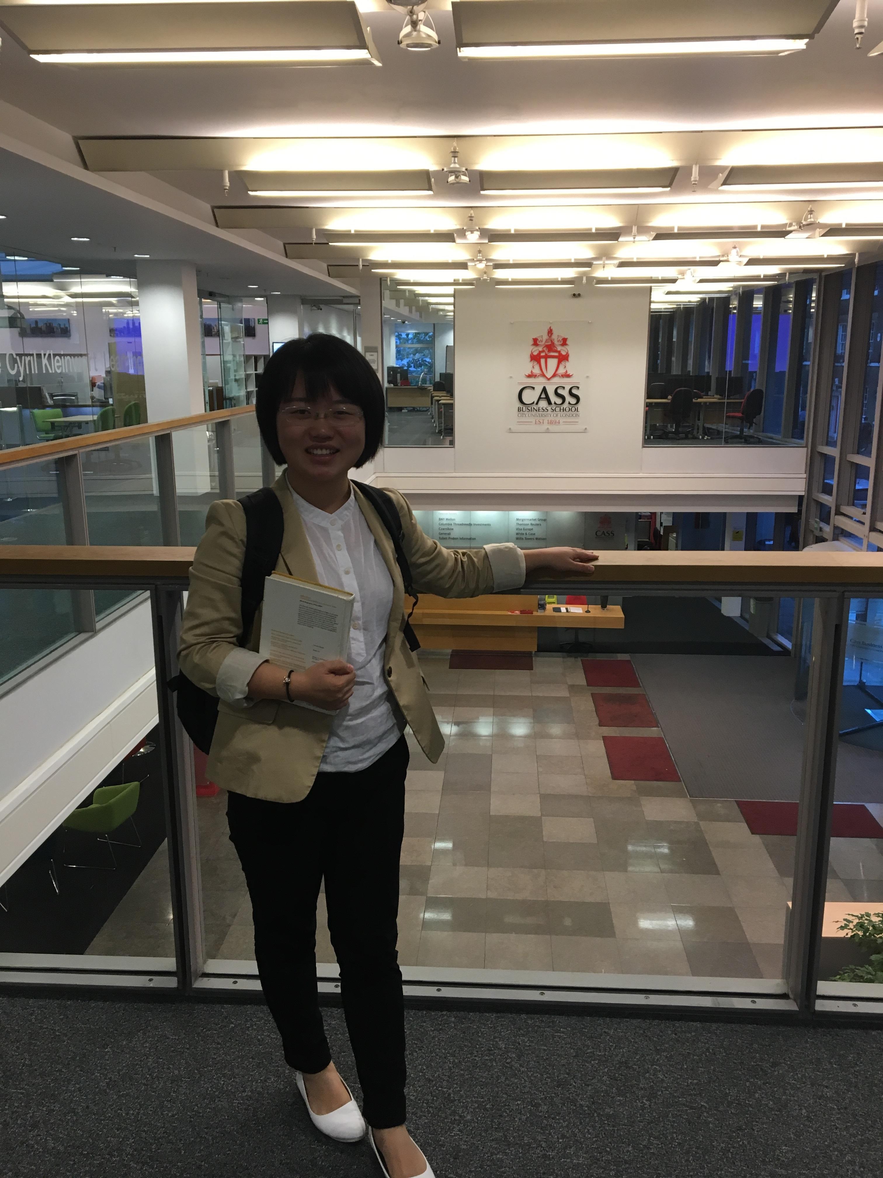 Xiaochi Ge