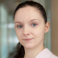 Portrait of Dr Valeriya Vitkova