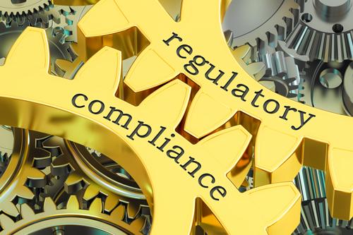 regulatory compliance icon