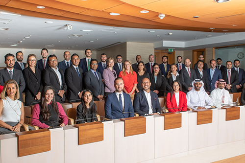 Twelfth intake for Cass Executive MBA in Dubai