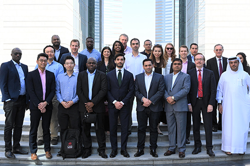 Cass MBA students attend UAE Study Tour