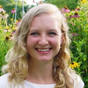 Portrait of Dr Grace Augustine