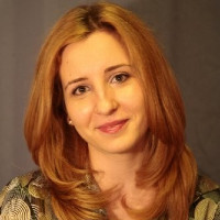 Portrait of Daniela Cristian