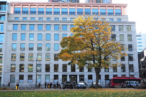 The university has recently announced plans to invest further in its estate by acquiring a leased building at 33 Finsbury Square, as well as significantly remodelling Bunhill Row.