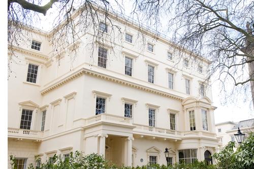 British Academy building