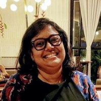Portrait of Dipsikha Guha Majumdar