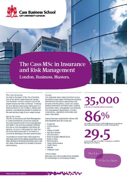 Risk Management and Insurance write to college