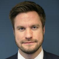 Portrait of Dr Jörg-Martin Ries