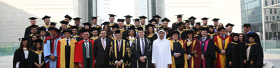 Dubai graduation