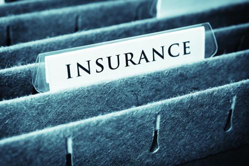 Insurance folder