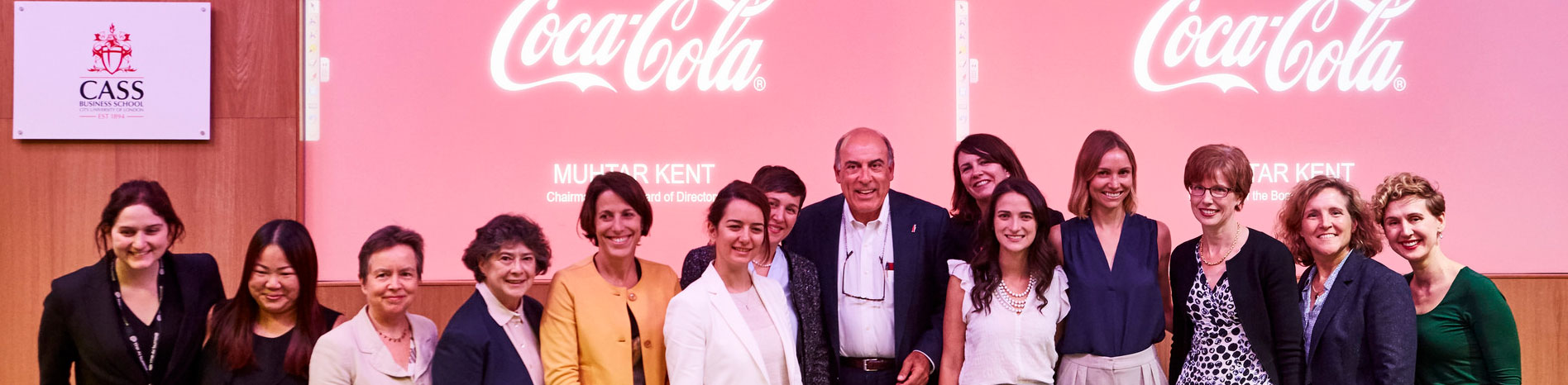 Cass Coca Cola Global Women's Leadership Scholars