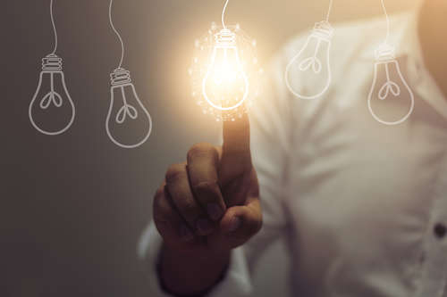 Concept of idea and innovation