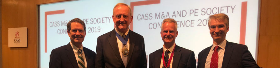 Cass M&A Society event