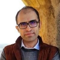 Portrait of Saeid Rahanjam