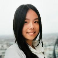 Portrait of Maggie Chen
