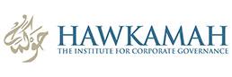 Hawkamah logo