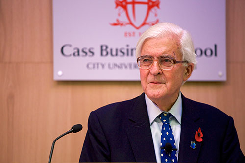 Lord Baker lecture