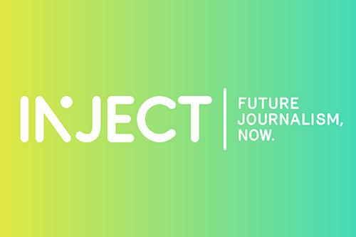 Inject logo