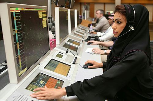 UAE alumna