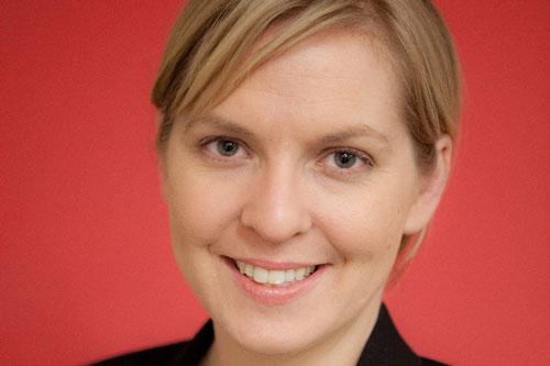 Cass alumni Anna Faelten