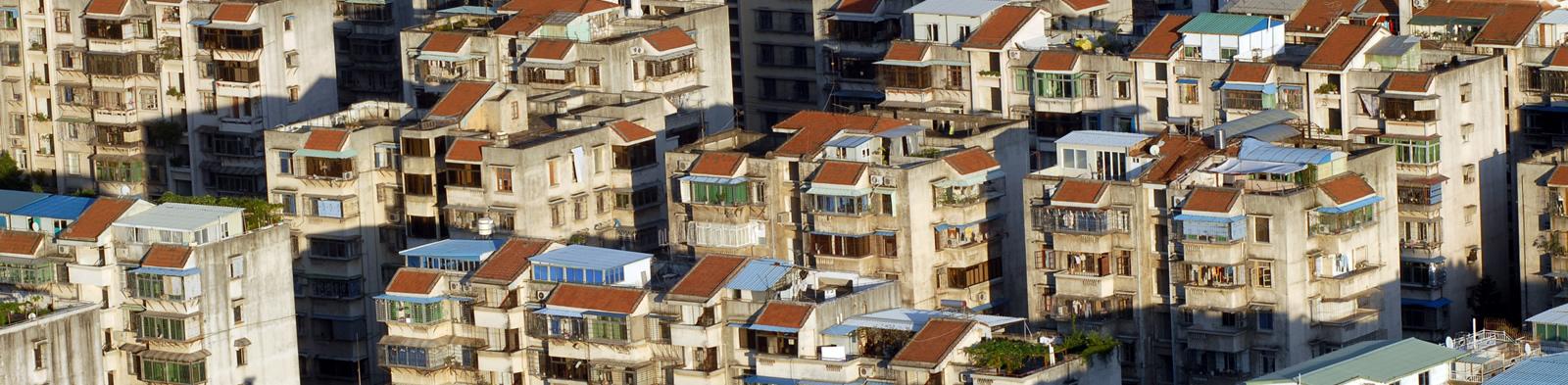 Housing development in China